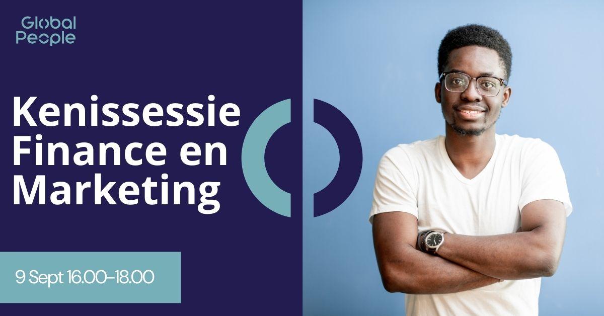 Kennissessie Finance en Marketing image